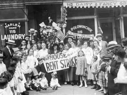 Rent_Strike,_New_York_Times,_1919